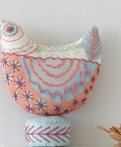 Downloadable Stuffed bird