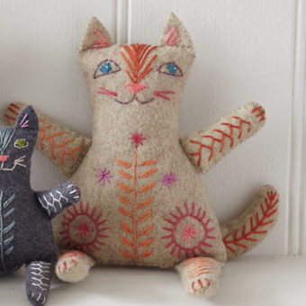 Downloadable cat family