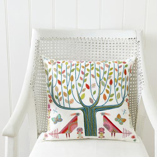Tree Embroidery Kit Nancynicholson Co Uk