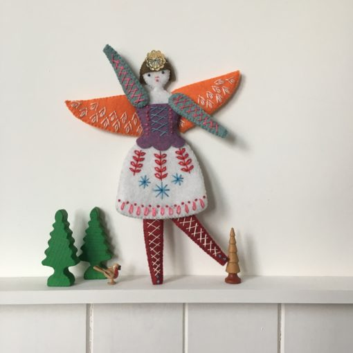 Folk Fairy