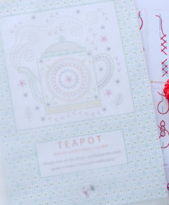 teapot transfer pack contents